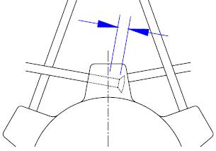 Spoke length calculator for wheel building