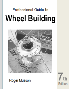 Wheelbuilding book for cycle wheels 130 pages solutioingenieria Choice Image
